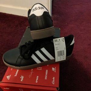 Boys size 6 Adidas shoes